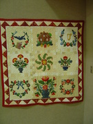 folk applique