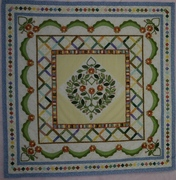 2011 BOM April from The Quilt Show