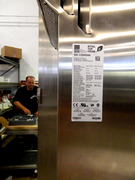 Custom Electrical Control Cabinet for Food Industry