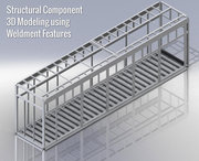 Structural Component 3D Modeling
