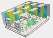 CFD Application for HVAC