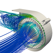 CFD Analysis of a Fan