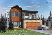 3D Exterior House Rendering