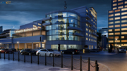 3D Rendering Services Switzerland for COMMERCIAL OFFICE BUILDING