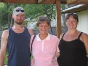 Blake, Janie & Candi