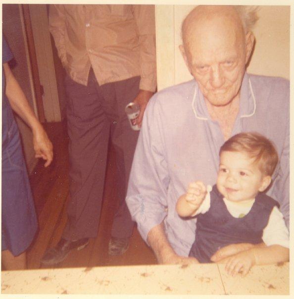 Grandpa Mullin