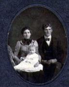 Cad Ingram, Elizabeth Wilhoit and Lucretia Ingram