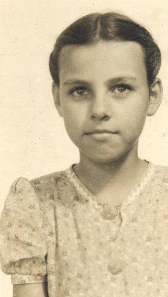 Ada Zane young girl
