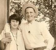 Grandma and Grandpa McHugh
