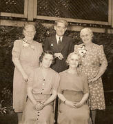 Nelly, James, Mary, Betty, Mae O'Rourke