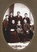 Monje, Paul and Sophia Family