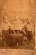 The 3 SUTTON Boys
