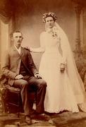 Wedding 28-4-1895 Thomas Cantwell & Jane Kenna REVISED