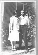 Leonora Douglas & Russell Barstow