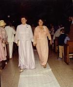 Grandmas at parents wedding