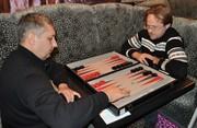 Semifinal Backgammon XAPKIB OPEN 2011