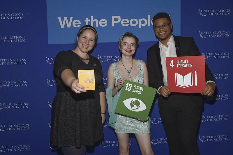 UN Foundation Dinner