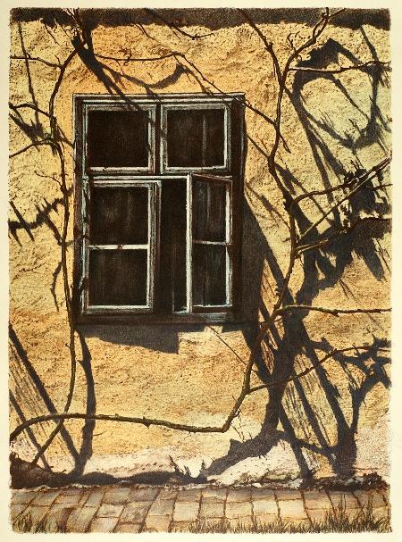 Мария Ч - прозорец