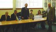 ИвСт - в изб. секция в Шотландия