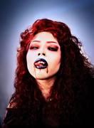 Vampire inspired