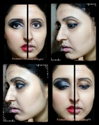 Young to Old age Makeup