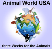 Animal World USA's Weeks for the Animals