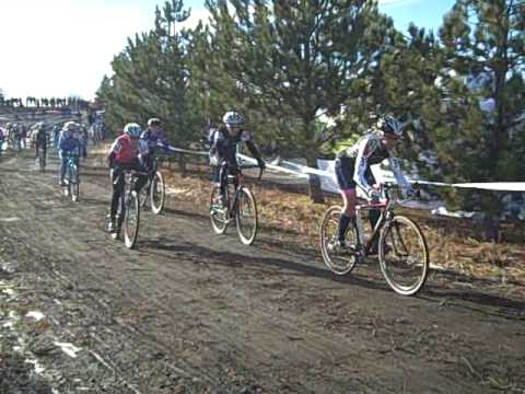 Elite Women's Lap 1, 2009 Cyclocross National Championships