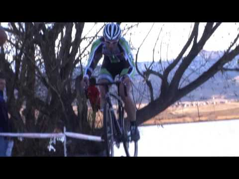 JPow bunny Hopping at Boulder Cup