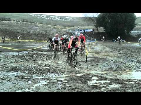 Cyclocross in Woodland Hills - Elite Men Race