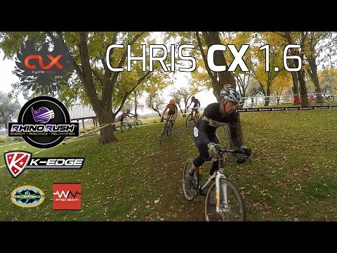Chris CX 1.6: Eagle Island CX