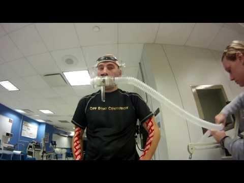 VO2 Max rock tape 80% test