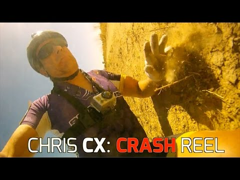Chris CX: Crash Reel 2014
