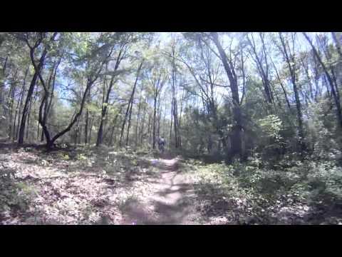 Mountain Biking the Potawatomi Trail with Off Road Centurion