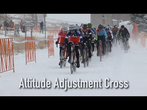 Altitude Adjustment Cross