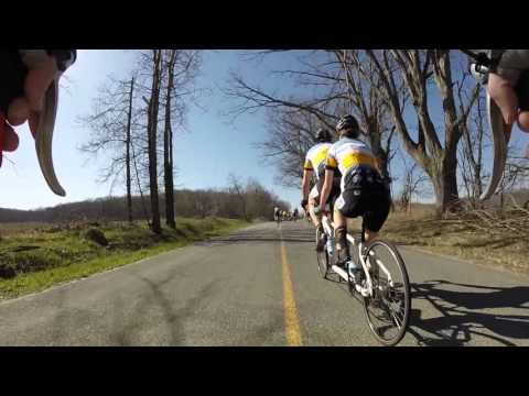 2016 Founders Barry Roubaix killer gravel road race
