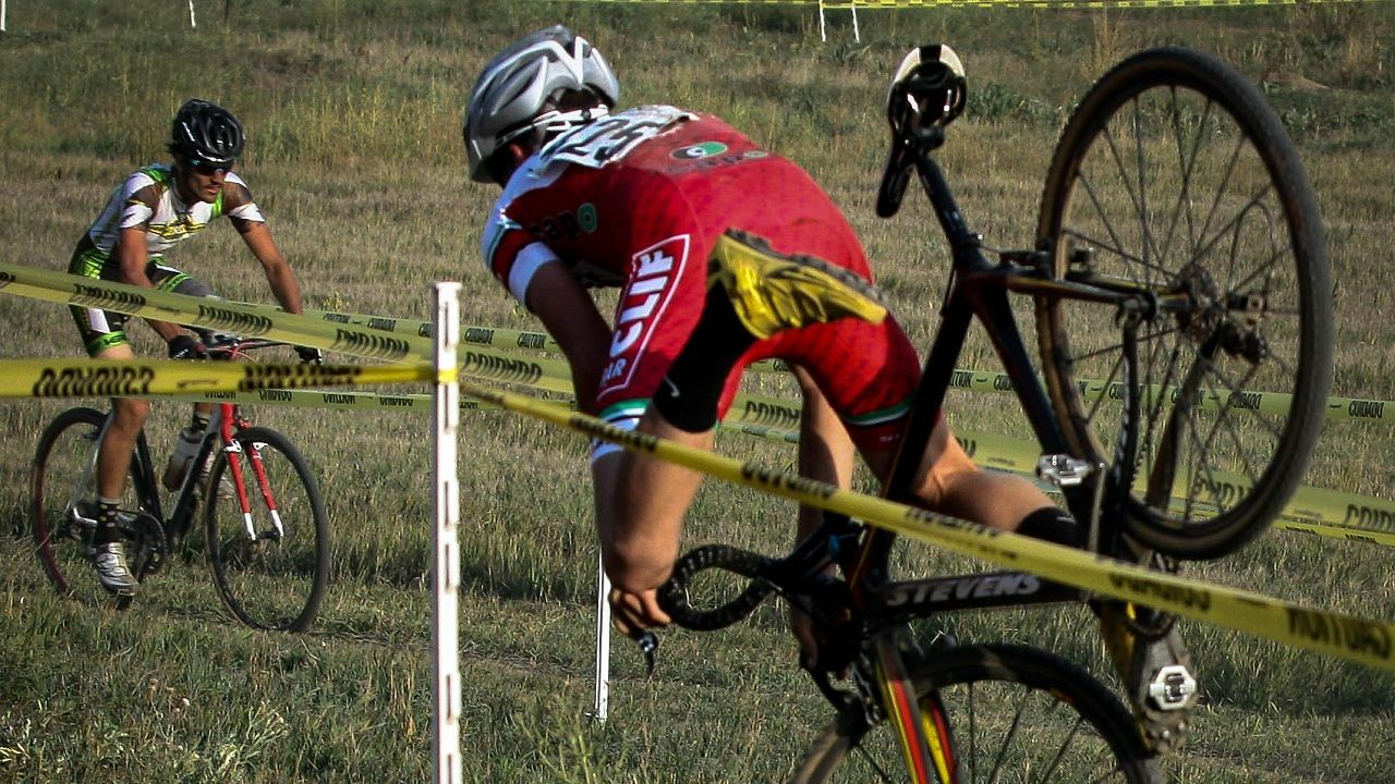 Colorado Cyclocross Crashes 2012