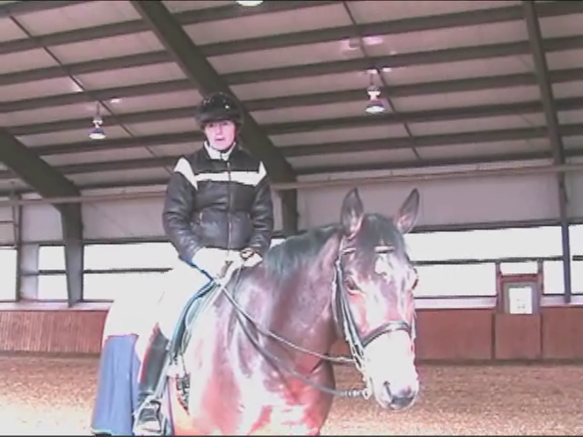 Olympian Belinda Trussell: Horses for Riding Students