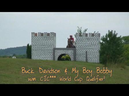 Buck Davidson_MyBoyBobby win CIC3W_Aug8 2009