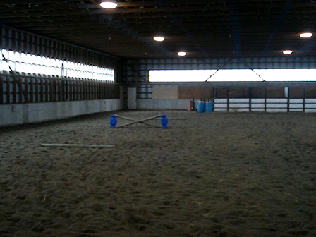 Jumping Lesson!