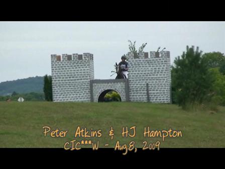 PeterAtkins_HJ Hampton CIC3W_Wits End 2009