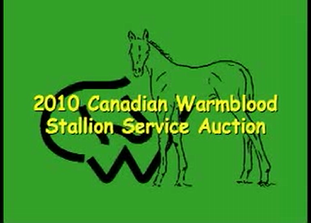 2010 SSA slide show of Nominated stallions