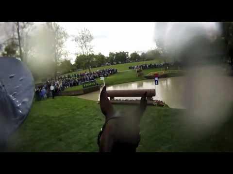 Rolex CCI**** Helmet Cam ride HJ Hampton, Peter Atkins
