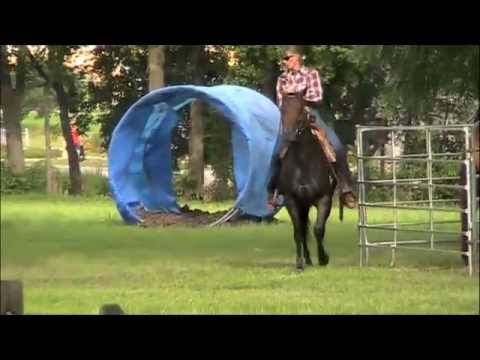 Extreme Cowboy Race, Mahaffie Stage Coach Stop