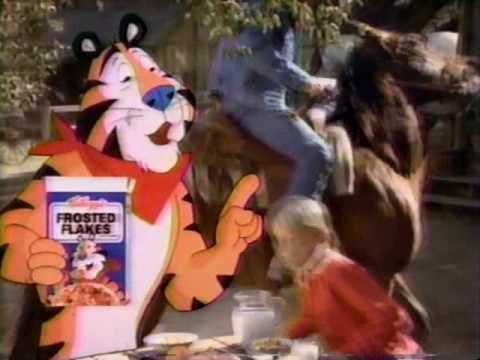 Be a Better Rider - Eat Your Frosted Flakes!