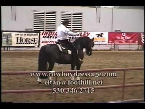 "Cowboy Dressage  Equine Affaire ""Grease"""
