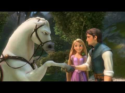 Meet Disney's New Equine Star - Maximus!