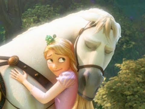More of Maximus - Disney's New Equine Star!
