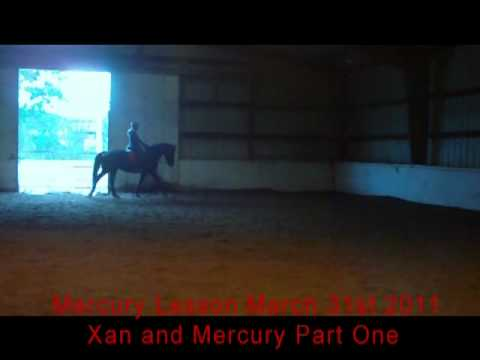 My Coach Xan with Mercury March 31st 2011 Part One