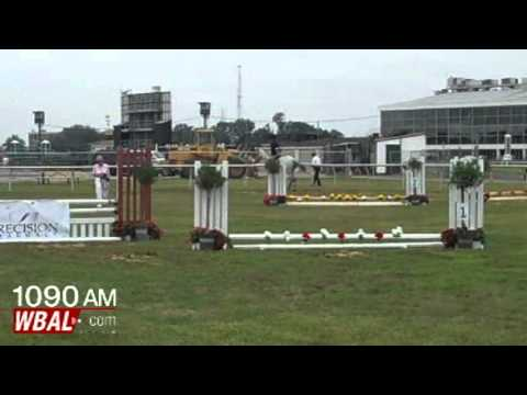 Pimlico Thoroughbred Horse Show