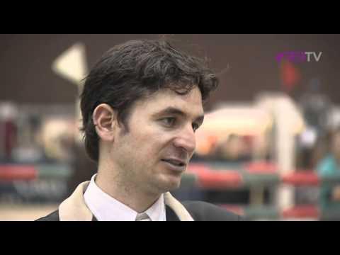 Steve Guerdat - Rolex FEI World Cup Jumping, Geneva 2011